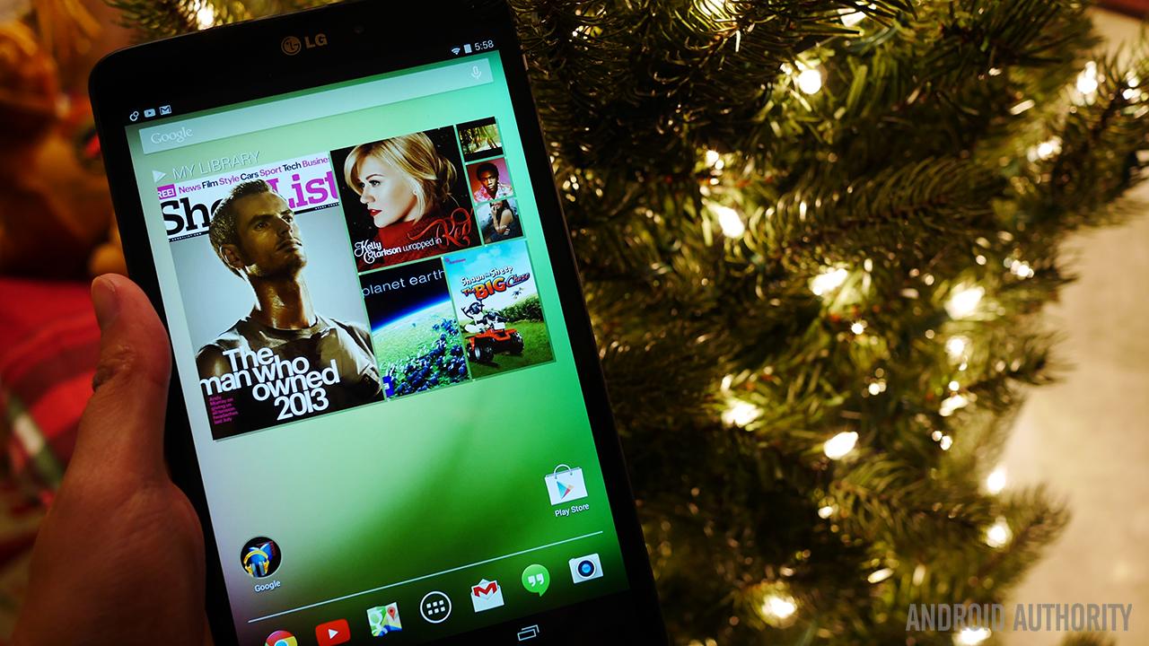 LG G Pad 8.3 Google Play Edition GPE aa 1