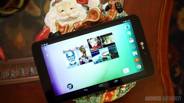 LG G Pad 8.3 Google Play Edition GPE aa 3