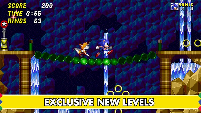 Sonic 2 Android apps