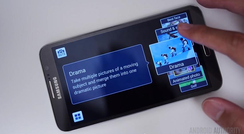 galaxy round camera app