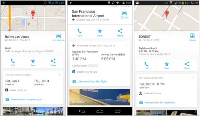 Google Maps 7.5 with Gmail Integration