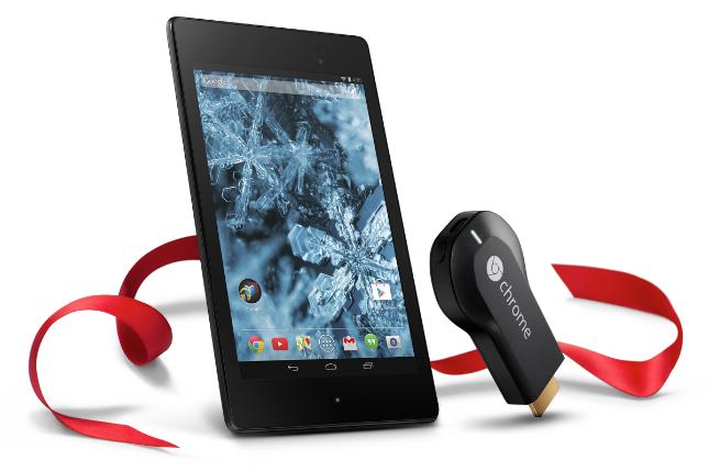 Nexus 7 (2013) Chromecast bundle