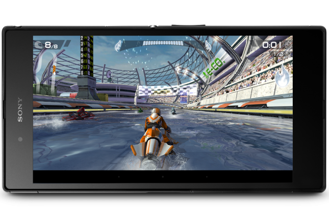 xperia z ultra google play edition  (2)