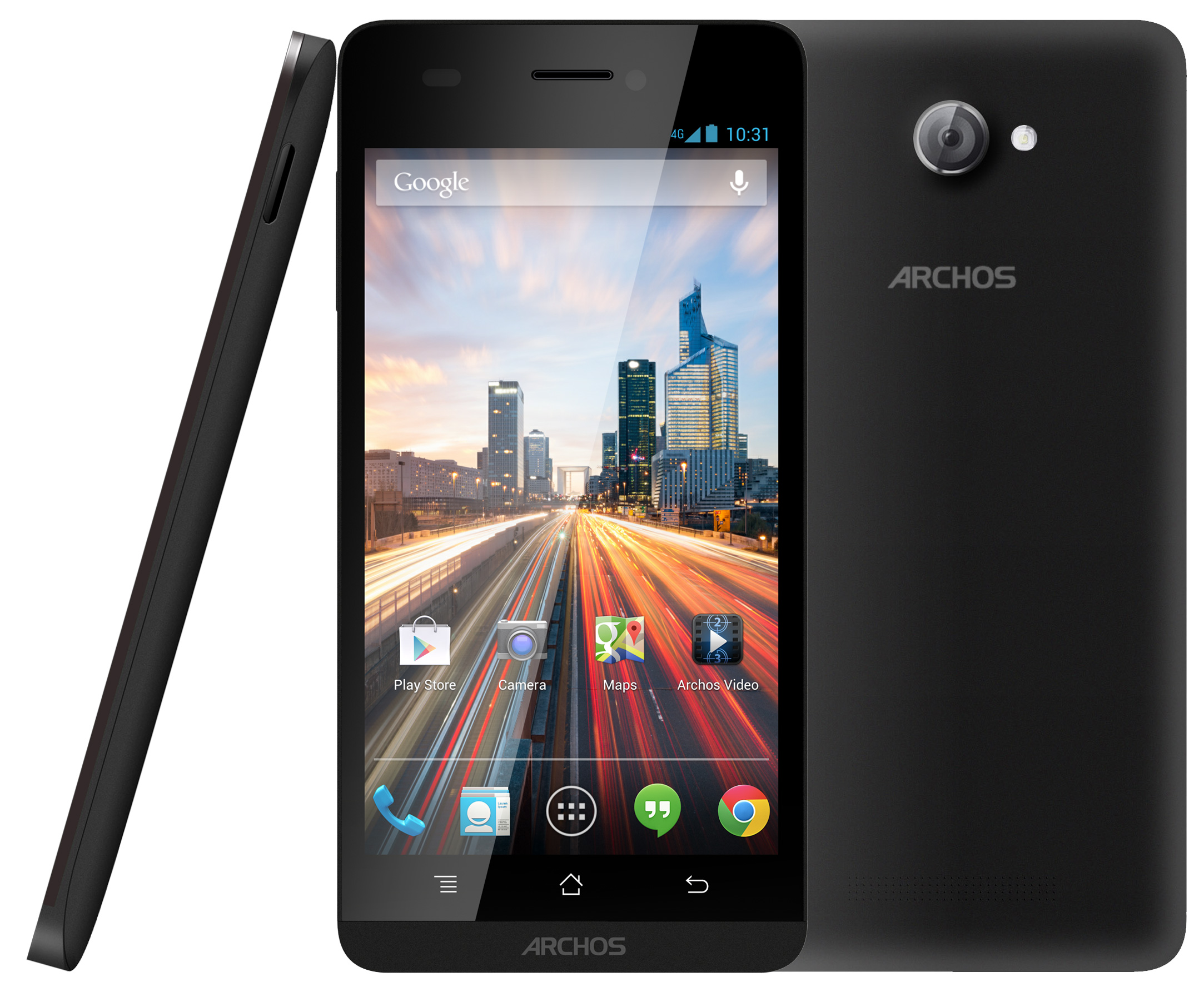 archos new helium 45 and 50 smartphones offer lte on the cheap. Black Bedroom Furniture Sets. Home Design Ideas