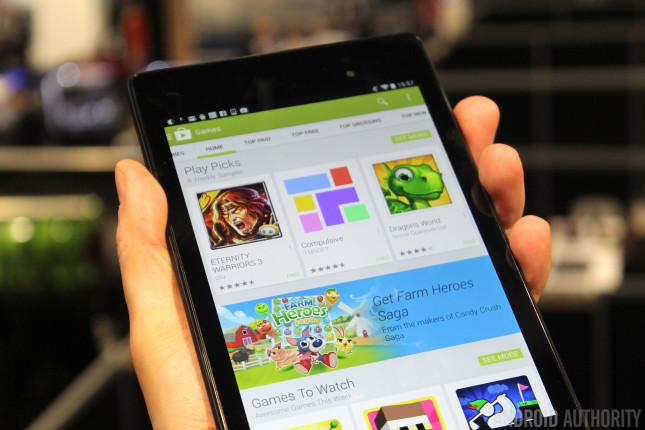 Best Android Apps 2014 Nexus 7 2013