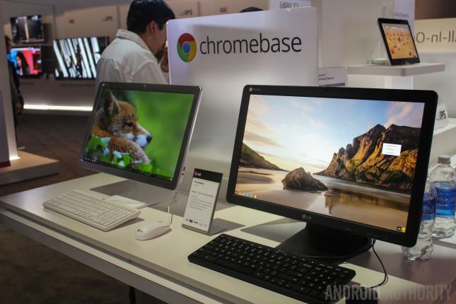 LG ChromeBase Chrome OS CES 2014 AA-6