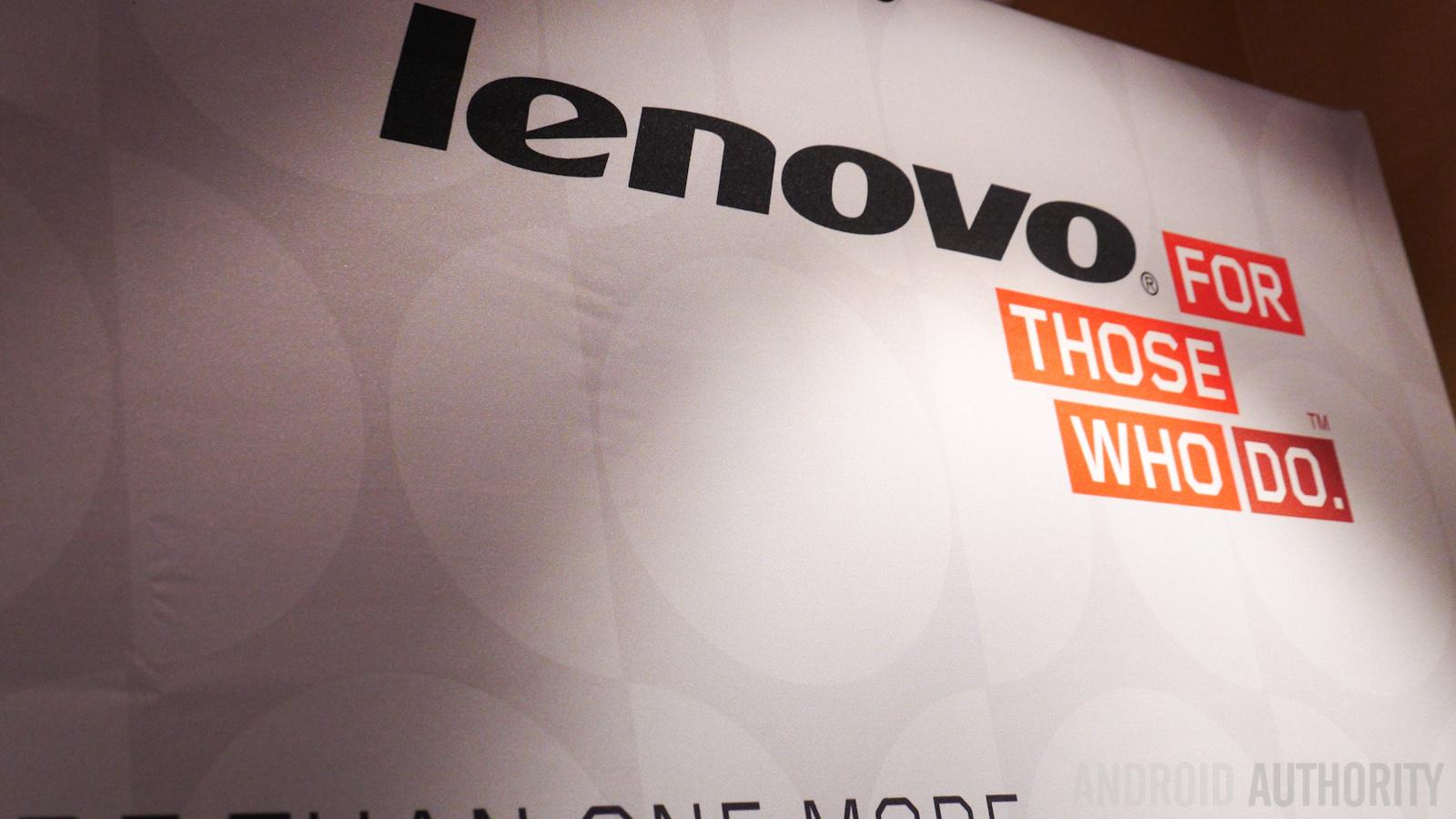 Lenovo Brand 2014 CES 3