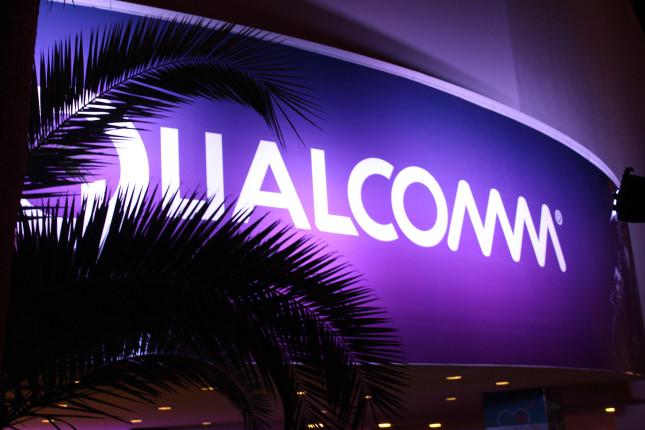 Qualcomm Brand Shot CES 2014-3