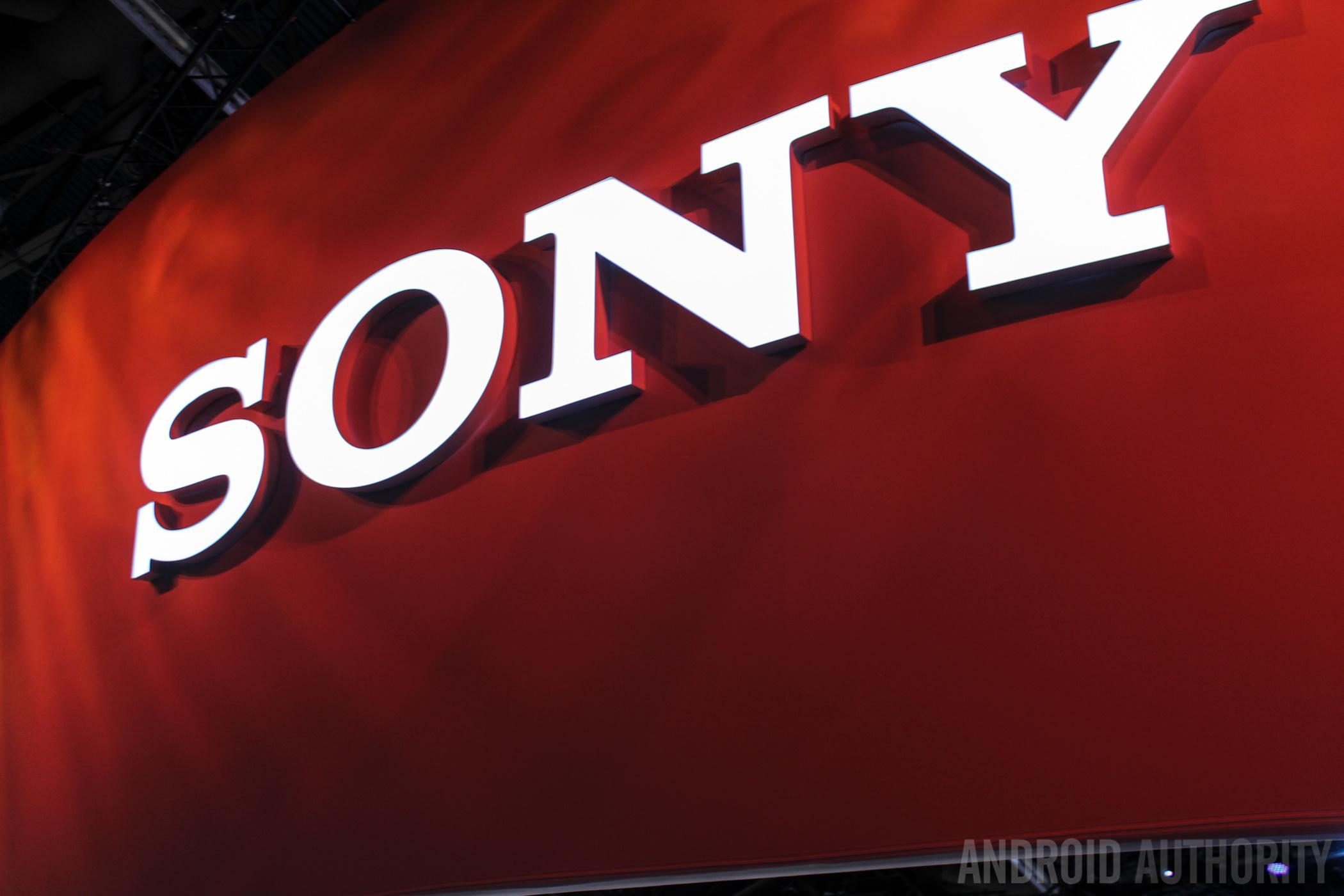 SONY Brand Shot logo CES 2014-1