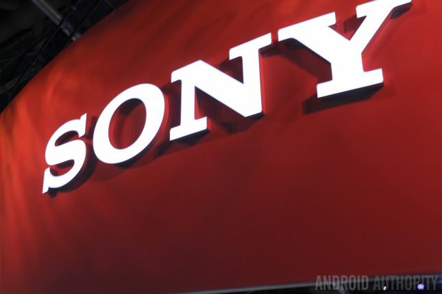 SONY Brand Shot logo CES 2014-2