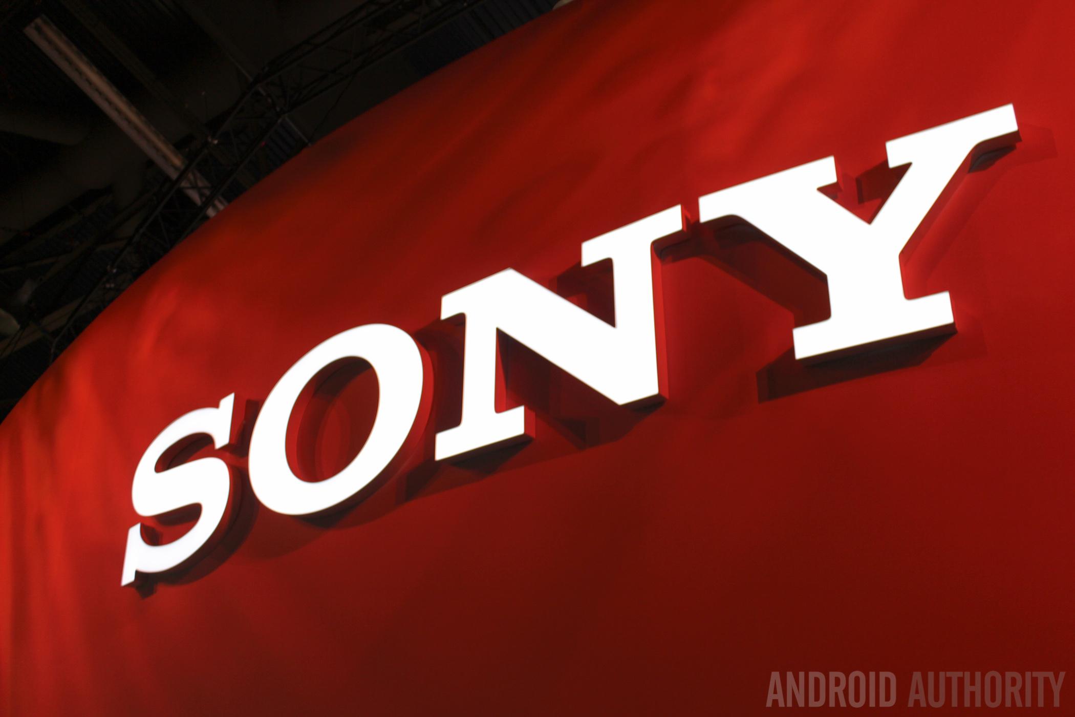 SONY Brand Shot logo CES 2014-3