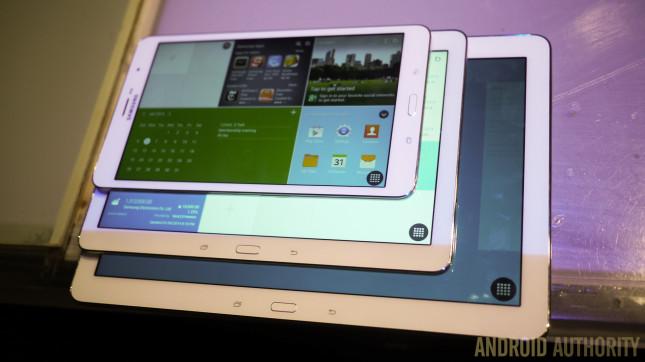 Samsung Galaxy TabPro 12.2 vs TabPro 10.1 vs TabPro 8.4