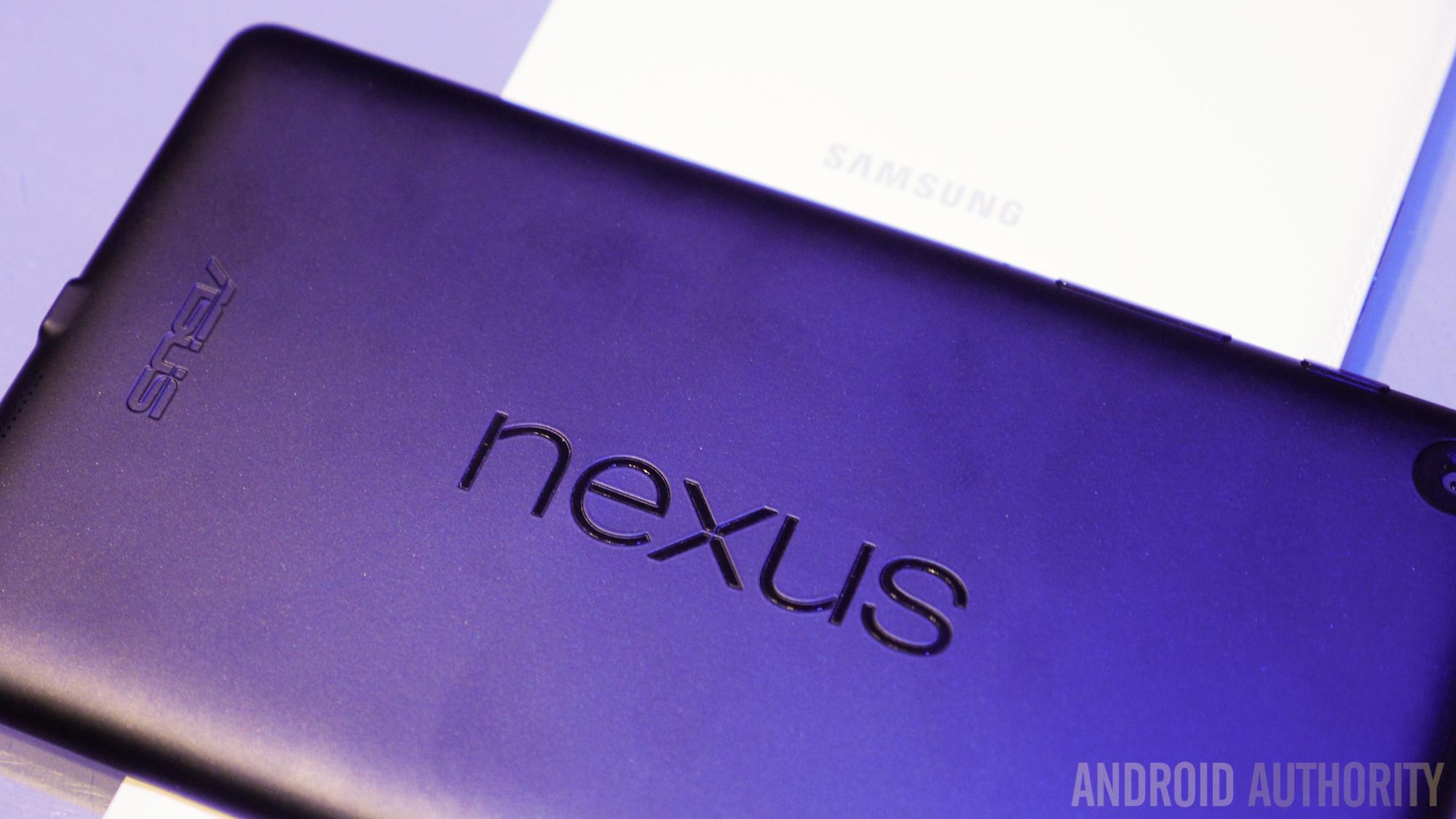 Samsung Galaxy TabPro 8.4 vs Nexus 7 2013