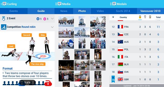 Samsung Sochi 2014 WOW