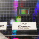 Sony XMOR RS Sensor Xmor G Lens Close up Image Sensor-7