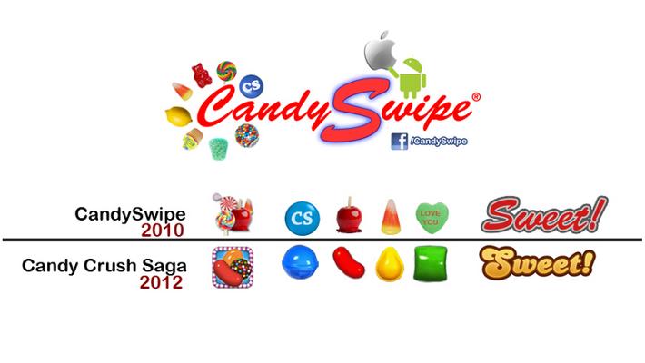 CandySwipe Candy Crush