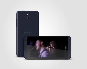 HTC Desire 610 Dark Blue