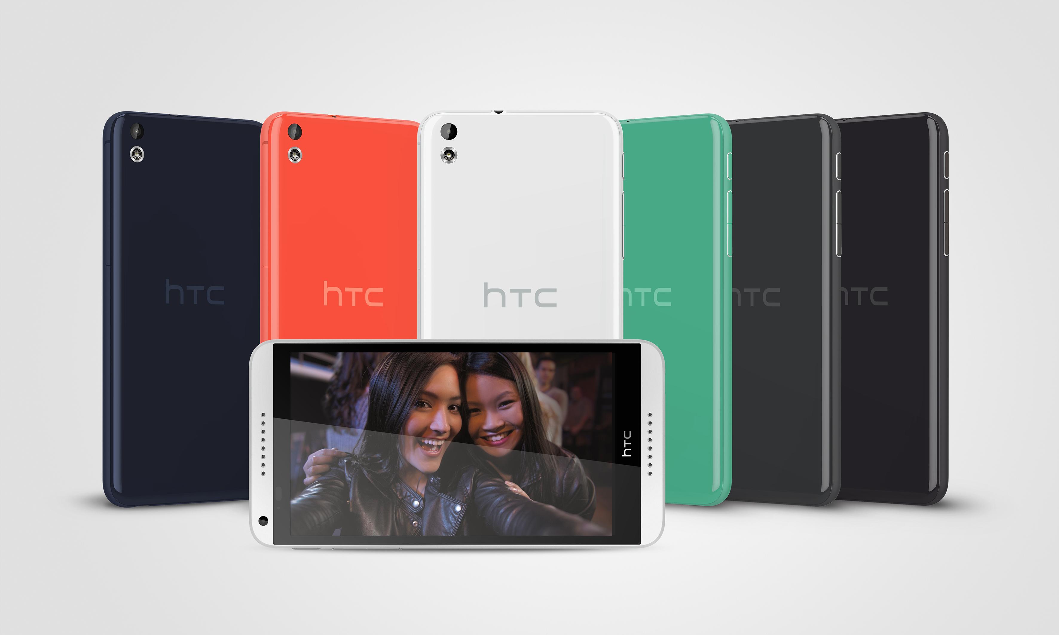 HTC Desire 816 All Colors