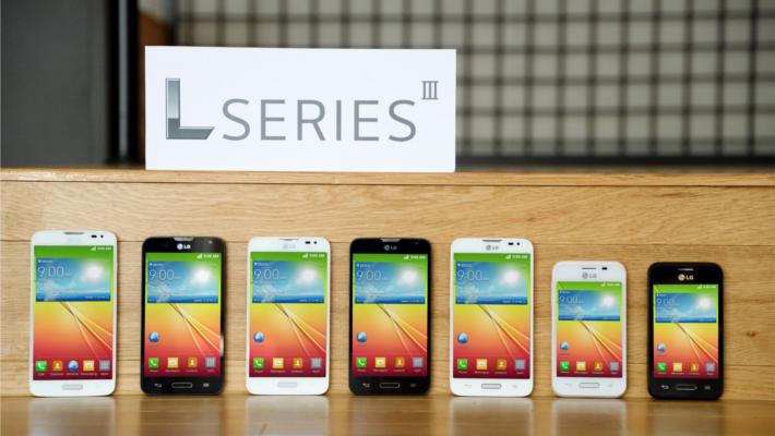 LG L40. L70, L90 Series III (3)