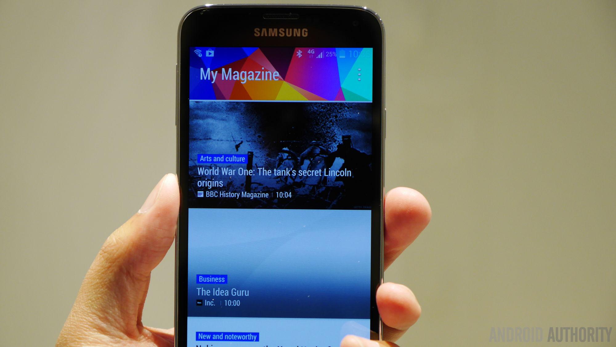 Samsung galaxy s5 unveiled - Samsung Galaxy S5 Unveiled 74