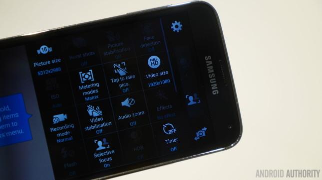 Samsung Galaxy S5 aa 23
