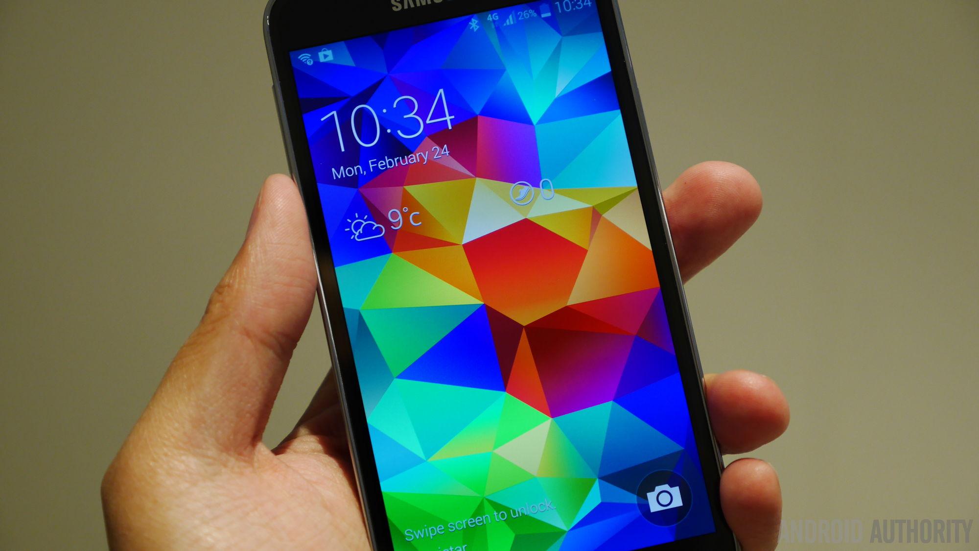 Samsung galaxy s5 unveiled - Samsung Galaxy S5 Unveiled 43
