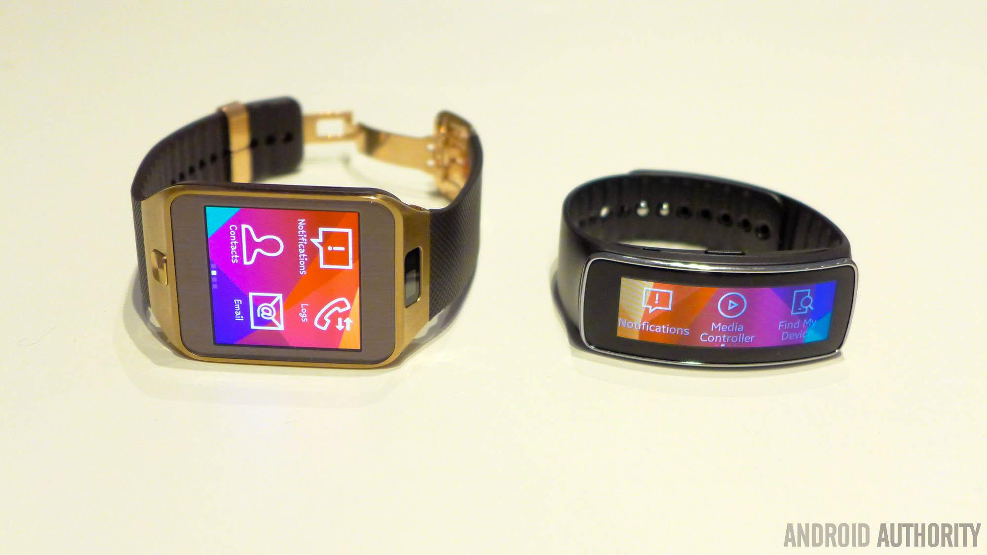 Samsung Gear 2 fit aa 2