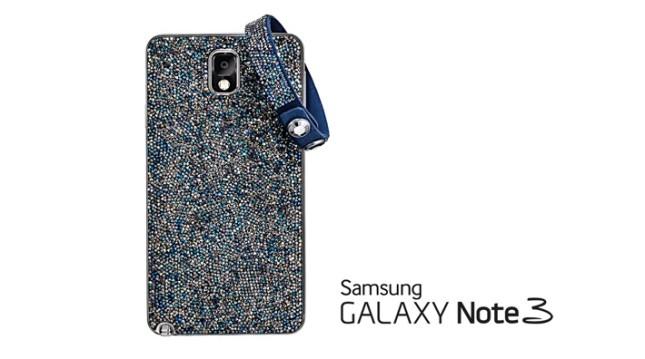 Samsung Swarovski Galaxy Note 3