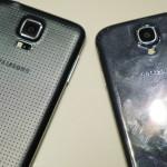 Samsung galaxy s5 vs galaxy s4 aa 5