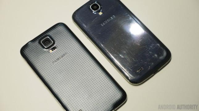 Samsung galaxy s5 vs galaxy s4 aa 6