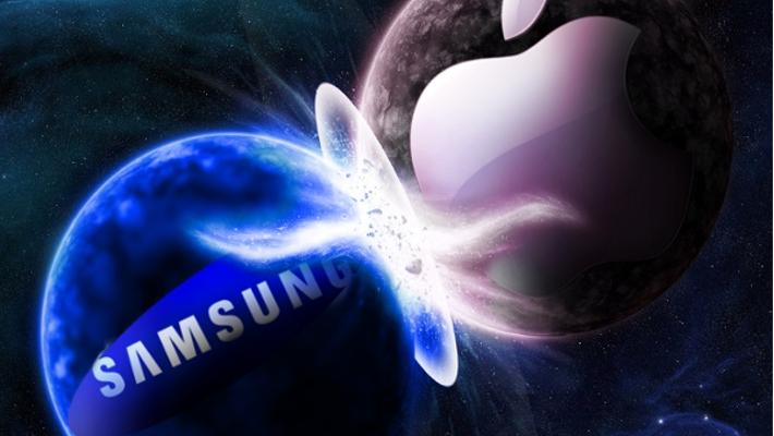 Samsung Vs Apple Planets collide patent lawsuit