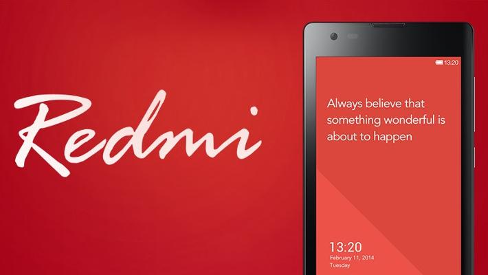 Xiaomi Redmi G+ Teaser