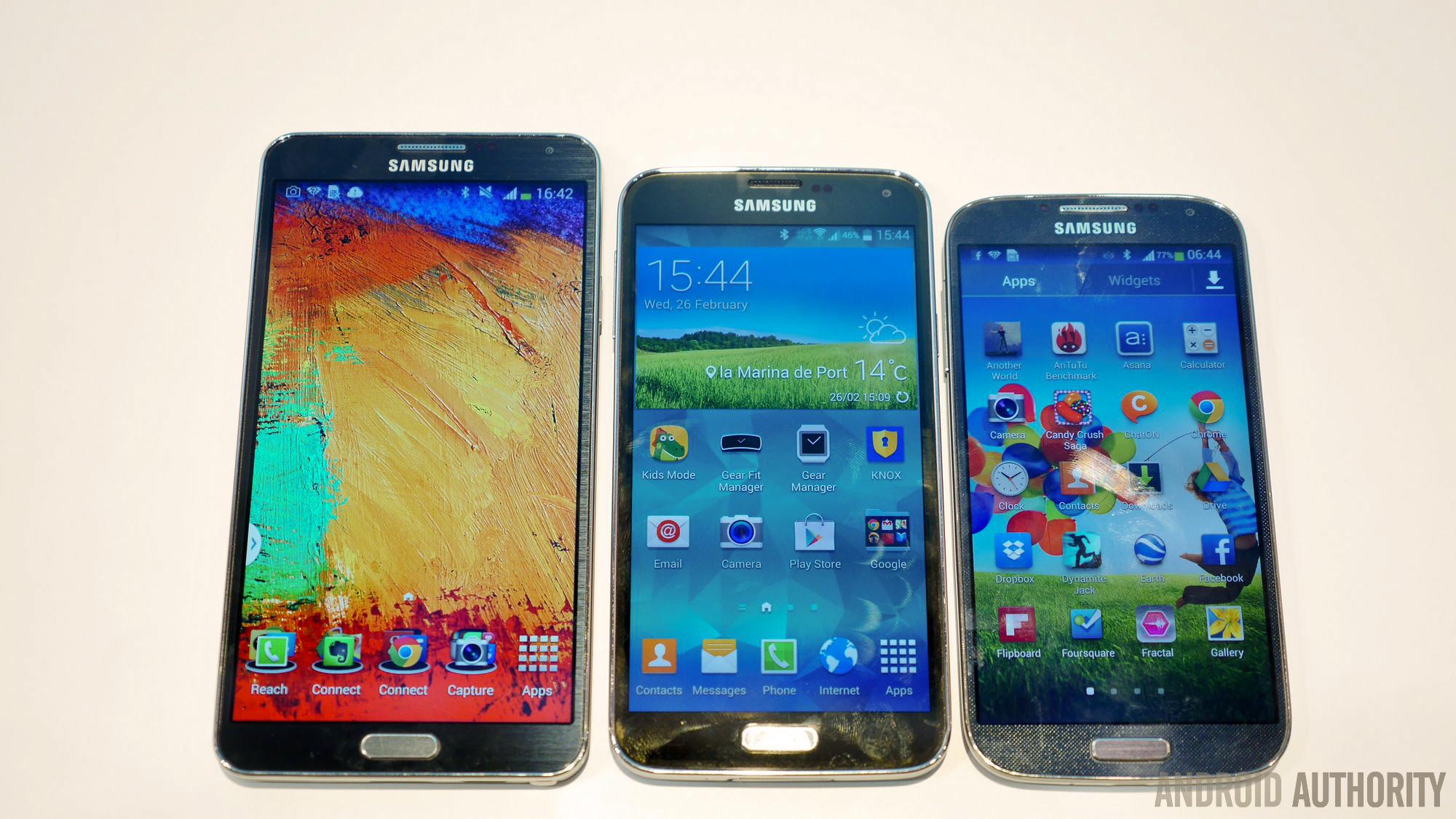 samsung galaxy s5 s4 note 3 2