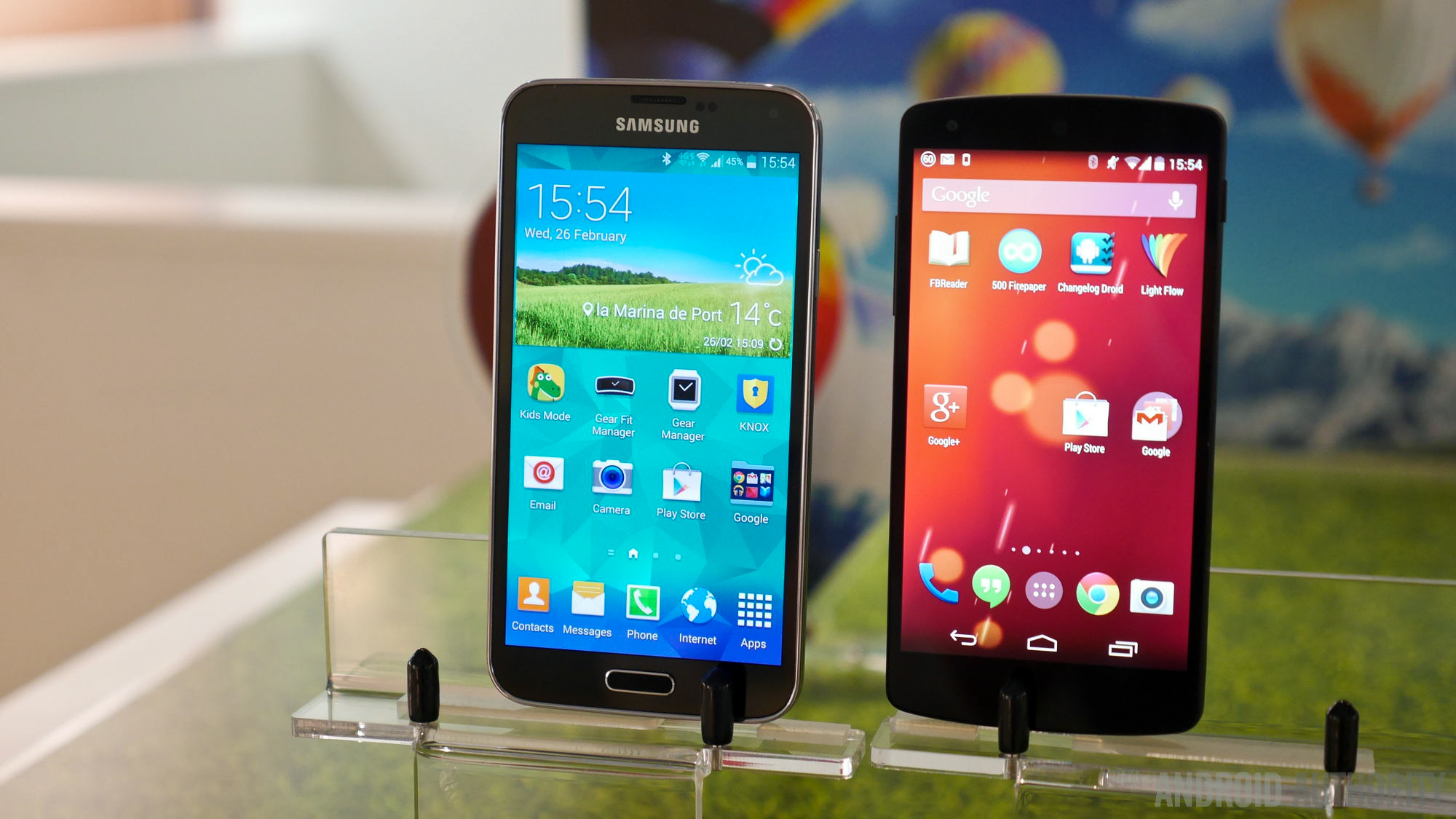 samsung galaxy s5 vs nexus 5 8