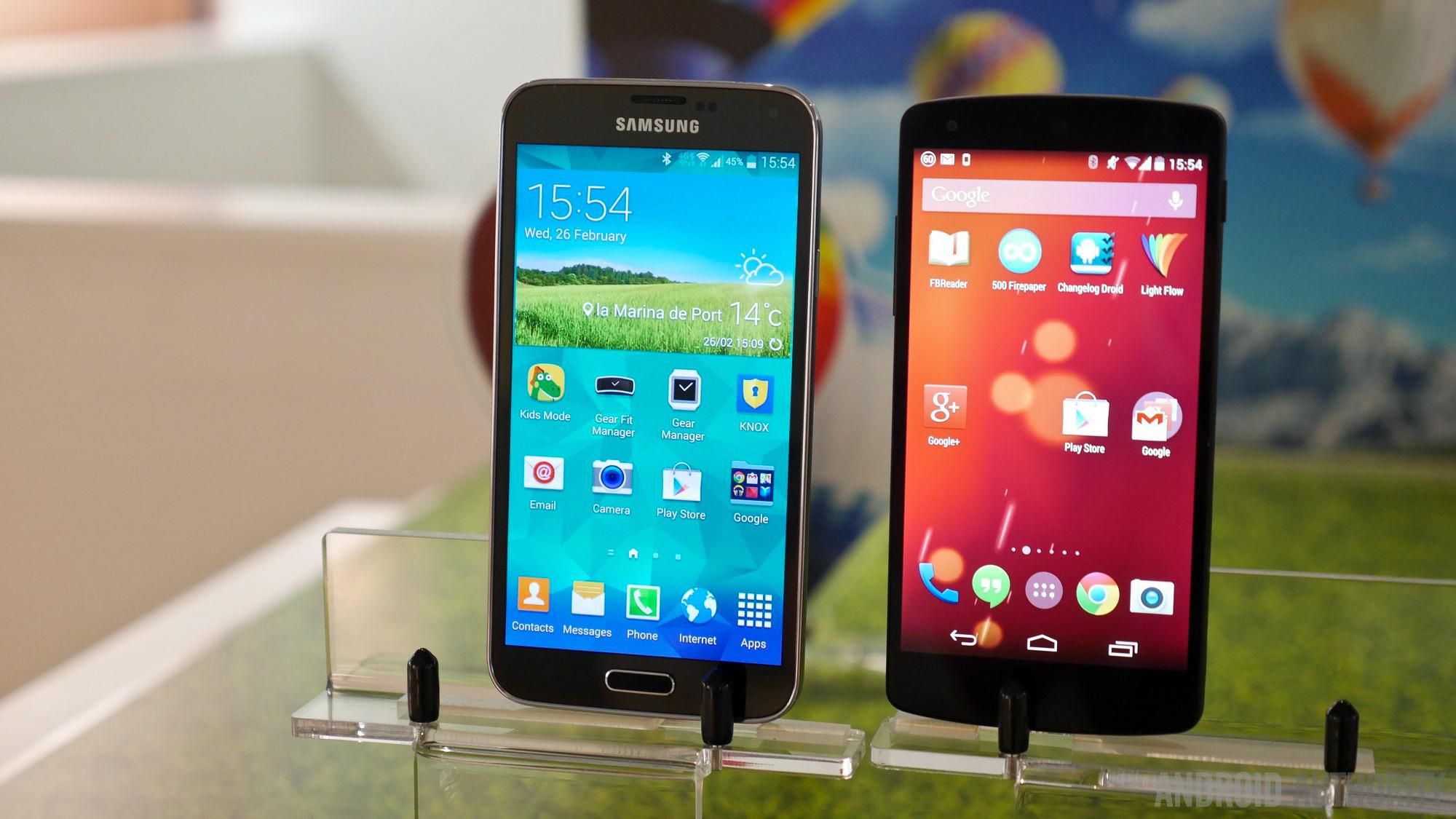 Nexus 5: Revisited