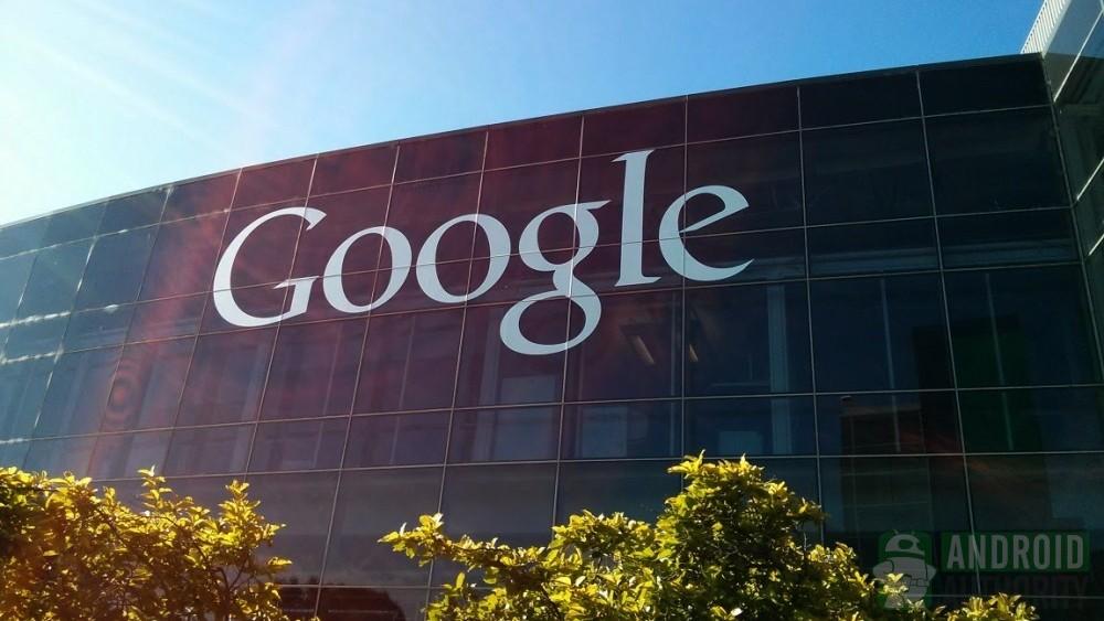 Google Logo AA