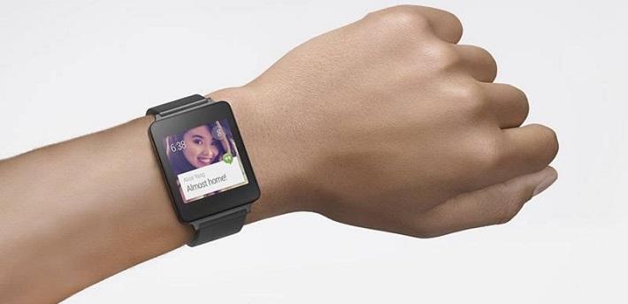 LG G Watch Tweet
