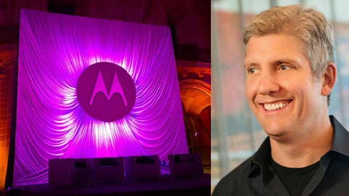 Motorola MWC Rick Osterloh