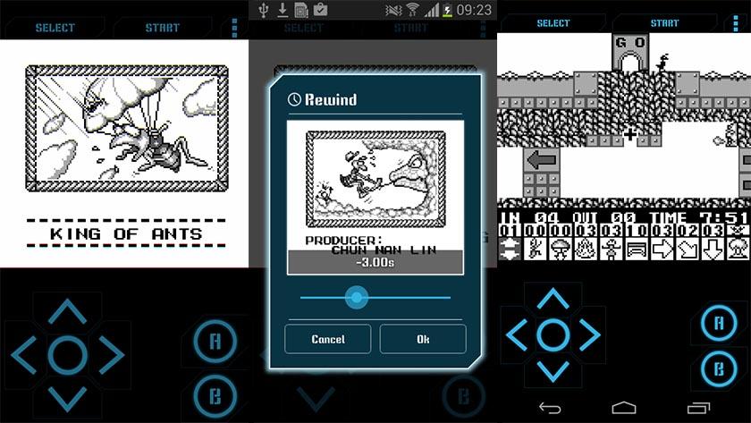 nostalgia gbc best game boy emulators for android