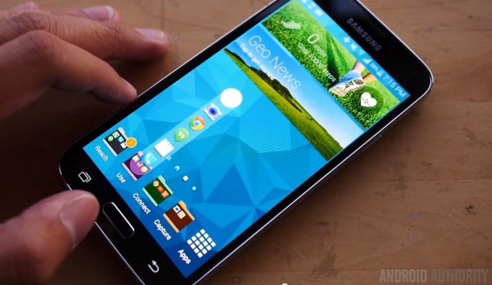 Samsung galaxy s5 toolbox