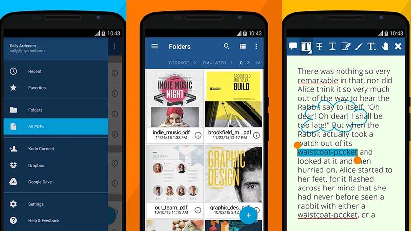 pdf reader скачать для андроид