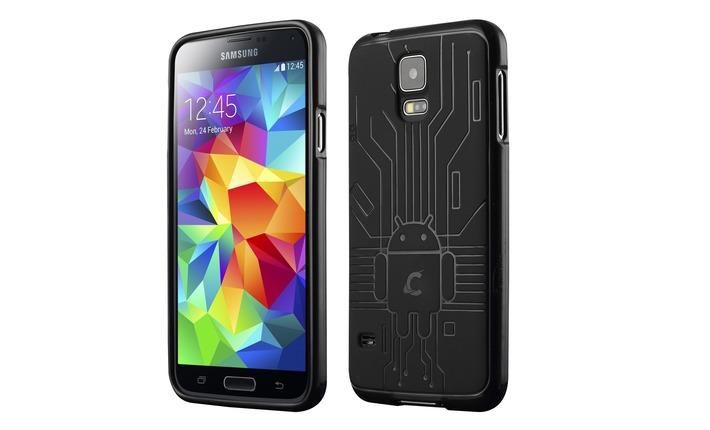 best galaxy s5 cases cruzerlite bugdroid
