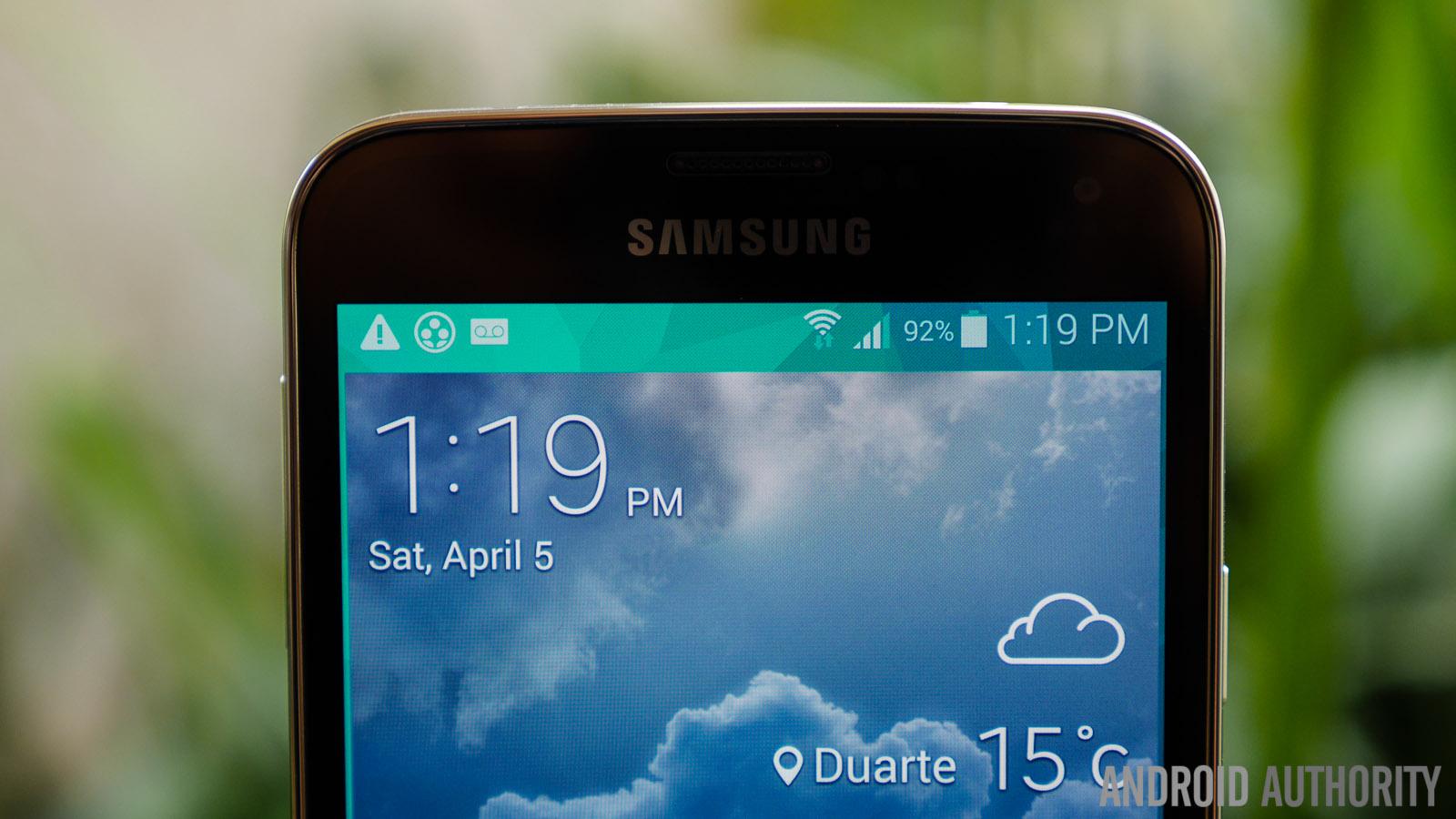 Samsung Galaxy S5 teardown reveals a bill of materials worth $256