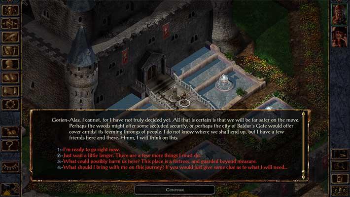 Baldur's Gate review
