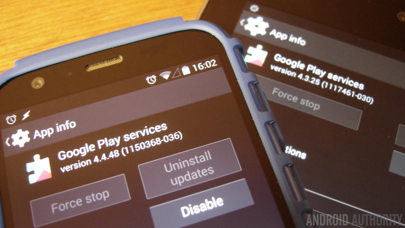 Google Play Service 4.4