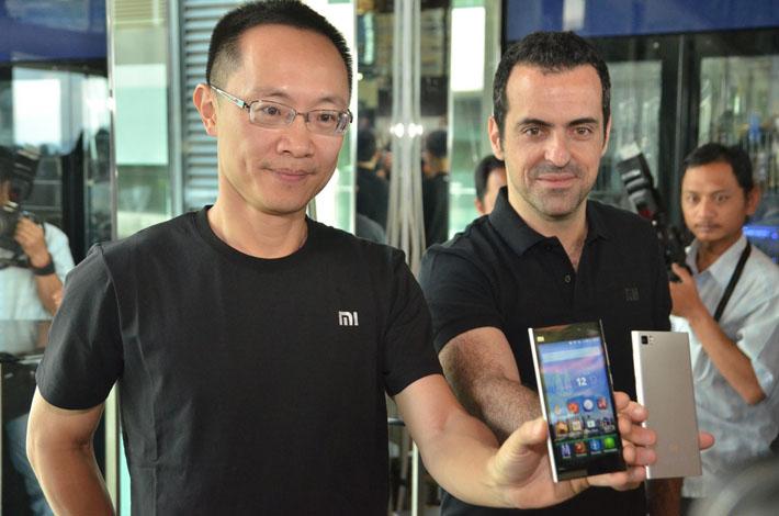 Xiaomi Hugo Lin Bin Malaysia