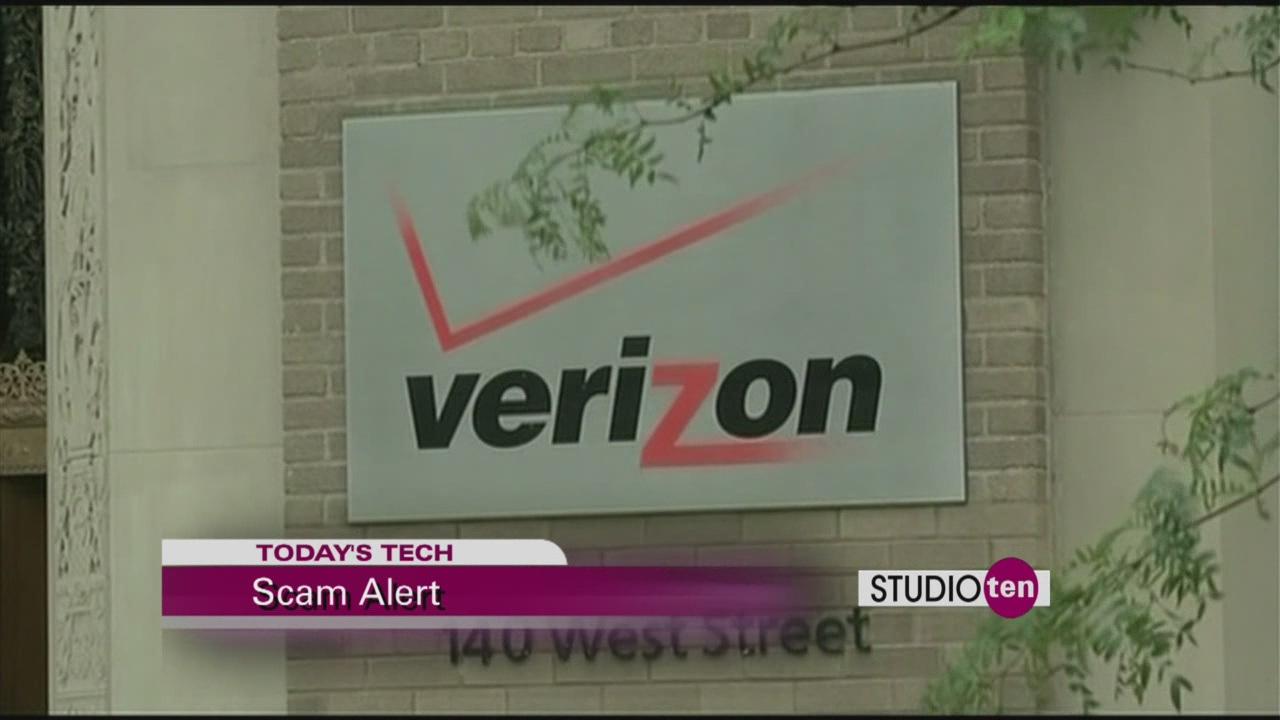 Verizon Scam