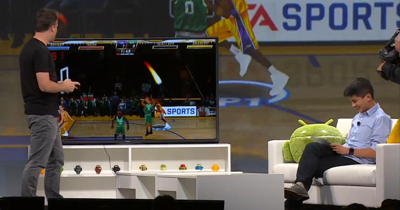 Android TV Google I/O 2014
