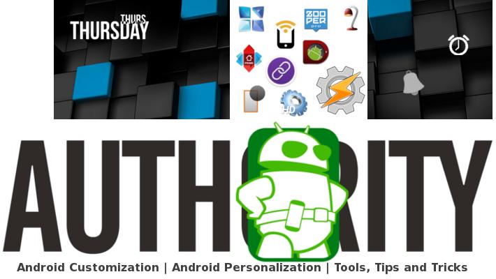 Android Customization Tasker Alarm Volume June 19