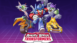 Angry Birds Transformers 001427